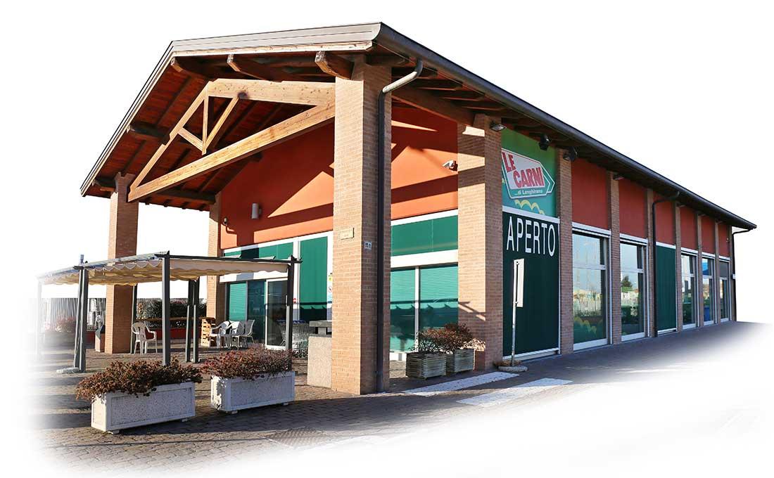 negozio carni provincia di parma