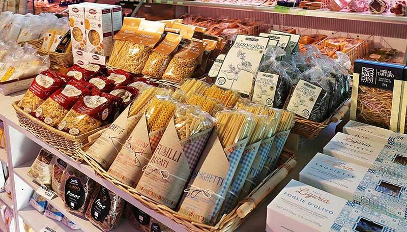 prodotti tipici - pasta legumi zuppe